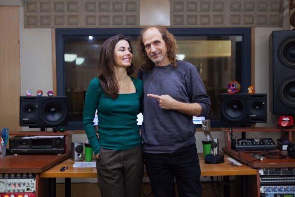 Susu y Micky Forteza