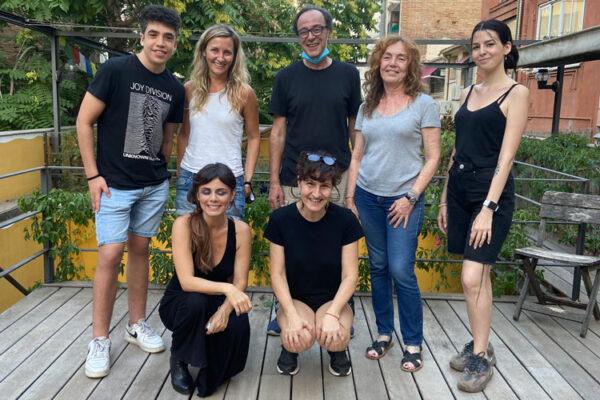 Simón Monferrer, Raquel Segura, Pere Carrete, Patricia Velas, Andrea Casanovas, Susu, Nuria Monferrer